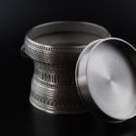 广西-纯锡铜鼓