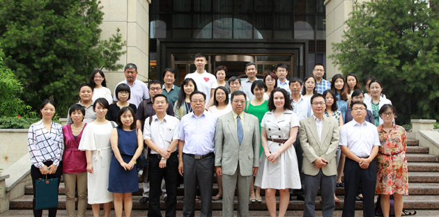 Workshop on Climate Change Adaptation in Beijing