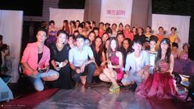 韶大美术学院第二届模特大赛-服装作品