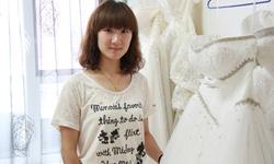 王晓雅-婚纱租赁工作室